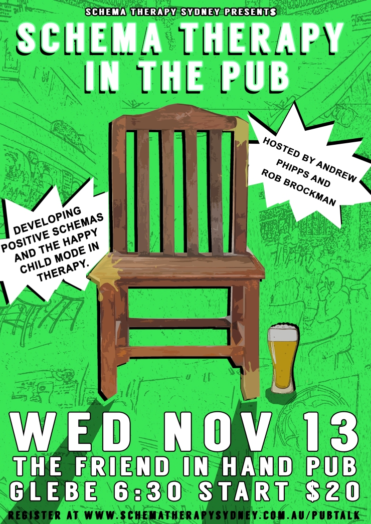 In the Pub Poster Nov 2019